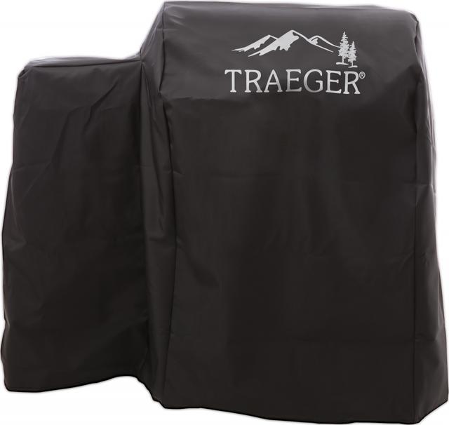 Traeger® Full-Length Grill Cover-Black-BAC374