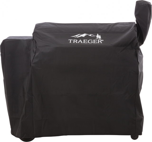 Traeger® Full-Length Grill Cover-Black-BAC380