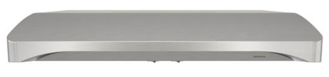 Hotte de cuisinière sous-armoire Broan® de 30 po - Acier inoxydable-BQSEN130SS