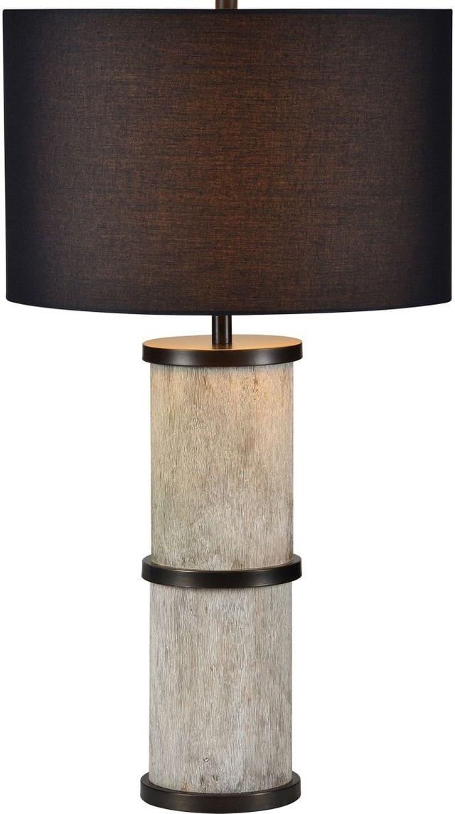 Renwil® Walden Whitewash Table Lamp-LPT1104