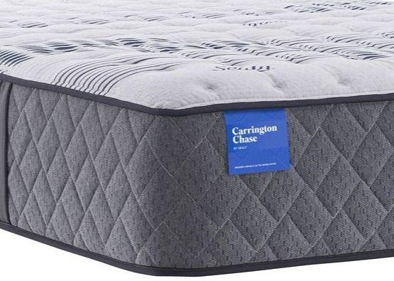 Carrington Chase by Sealy® Stoneleigh Tight Top Plush Split Queen Mattress-StoneleighP-SQ