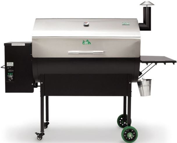 Green Mountain Grills Jim Bowie Pellet Grill-Stainless Steel-JIM BOWIE-S