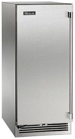 Perlick® Signature Series Outdoor Refrigerator-Stainless Steel-HP15RO-3-1L