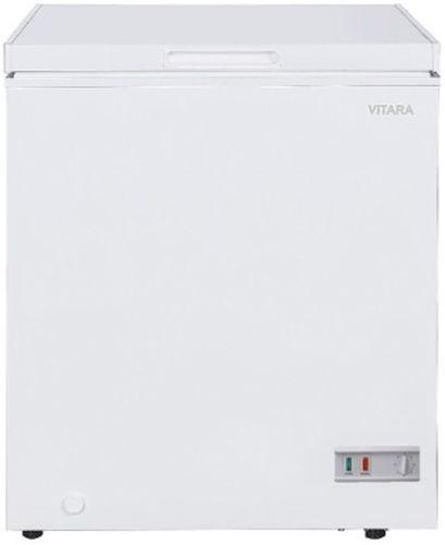 Vitara 5 Cu. Ft. White Chest Freezer-VCCF0500W1