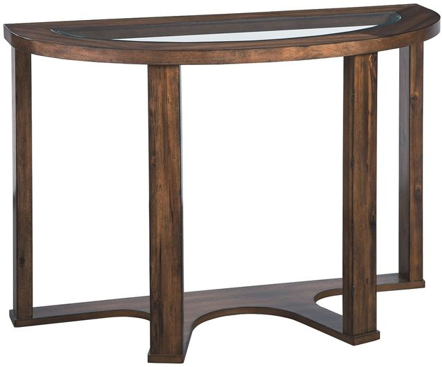 Signature Design by Ashley® Hannery Brown Sofa Table-T725-4