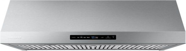 "Samsung 36"" Under Cabinet Wall Hood-Stainless Steel-NK36N7000US"