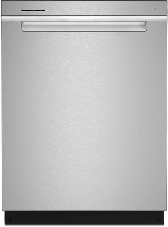 """Whirlpool® 24"""" Fingerprint Resistant Stainless Steel Built In Dishwasher-WDTA50SAKZ"""