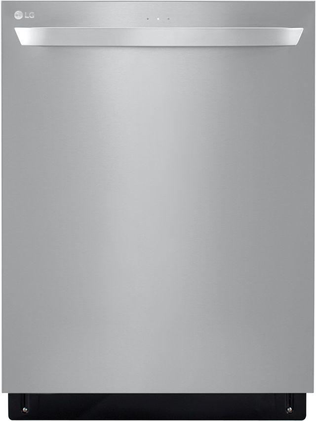 Lave-vaisselle encastré LG® de 24 po - Acier inoxydable-LDT5678SS