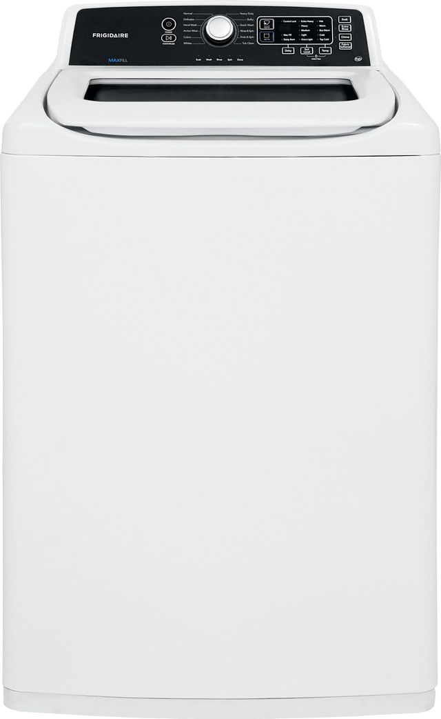 Frigidaire® 4.1 Cu. Ft. Classic White Top Load Washer-FFTW4120SW