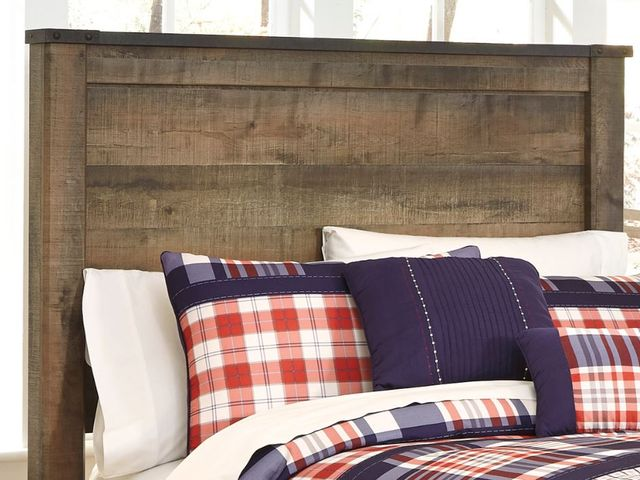 Signature Design by Ashley® Trinell Rustic Brown Full Panel Headboard-B446-87