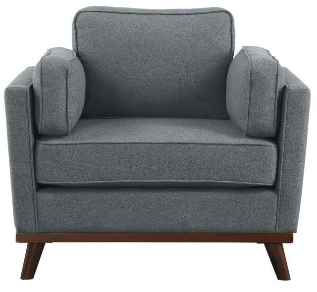 Bedos Living Room Chair-8289GY-1