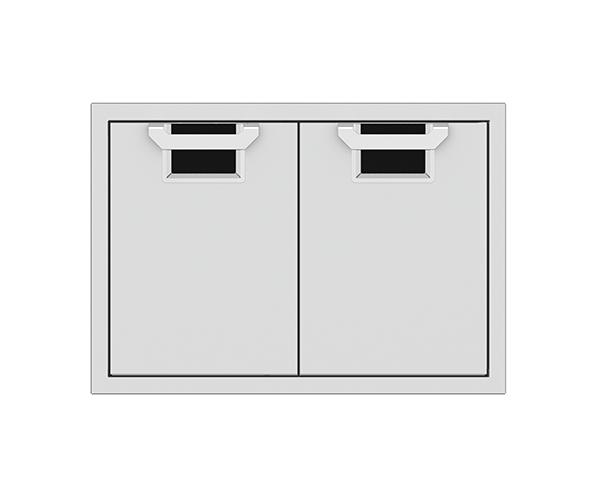 """Aspire By Hestan AEAD Series 30"""" Stealth Double Access Doors-AEAD30-BK"""