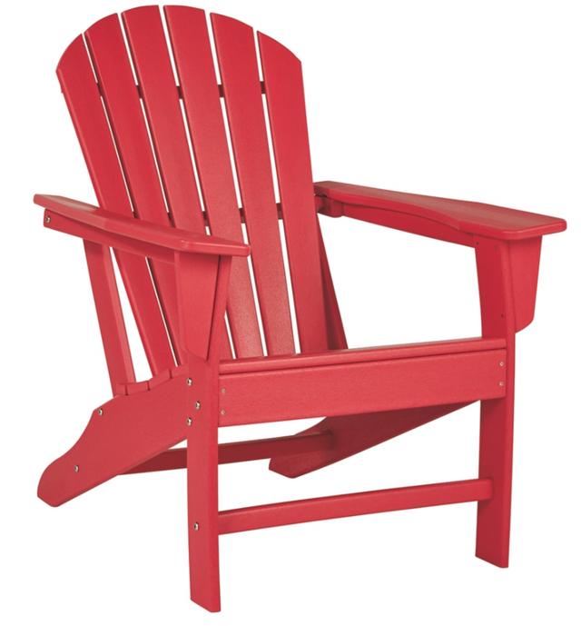 Signature Design by Ashley® Sundown Treasure Red Adirondack Chair-P013-898