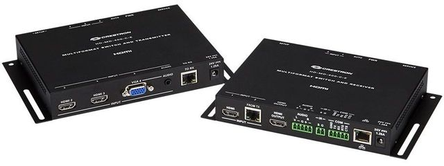 Crestron® HD Scaling Auto-Switcher And Extender 400-HD-MD-400-C-E