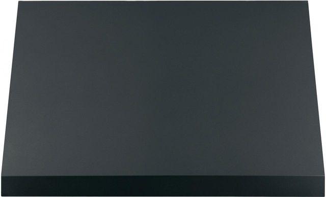 "Café™ Commercial 30"" Matte Black Wall Hood-CVW93013MDS"