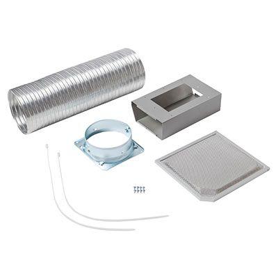 Kit de conduit Broan® - Acier inoxydable-RK59