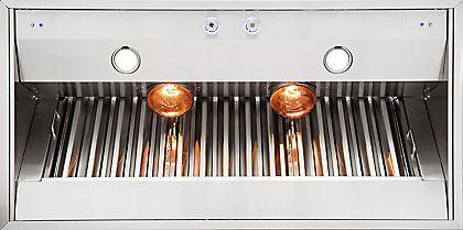 "Viking® Professional 5 Series 36"" Stainless Steel Built In Custom Ventilator Systems-VBCV53638"