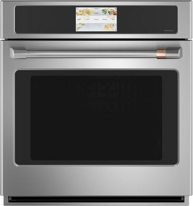 """Café™ Professional Series 27"""" Stainless Steel Built-In Single Electric Convection Wall Oven-CKS70DP2NS1"""