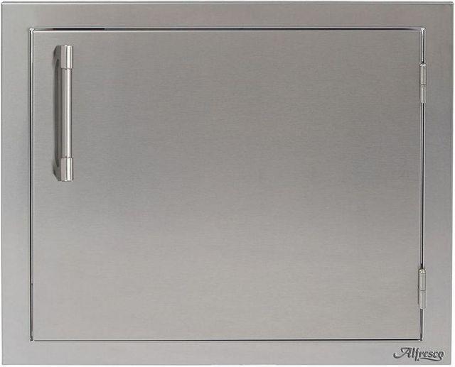 "Alfresco™ ALXE Series 23"" Single Access Right Door-Stainless Steel-AXE-23R"