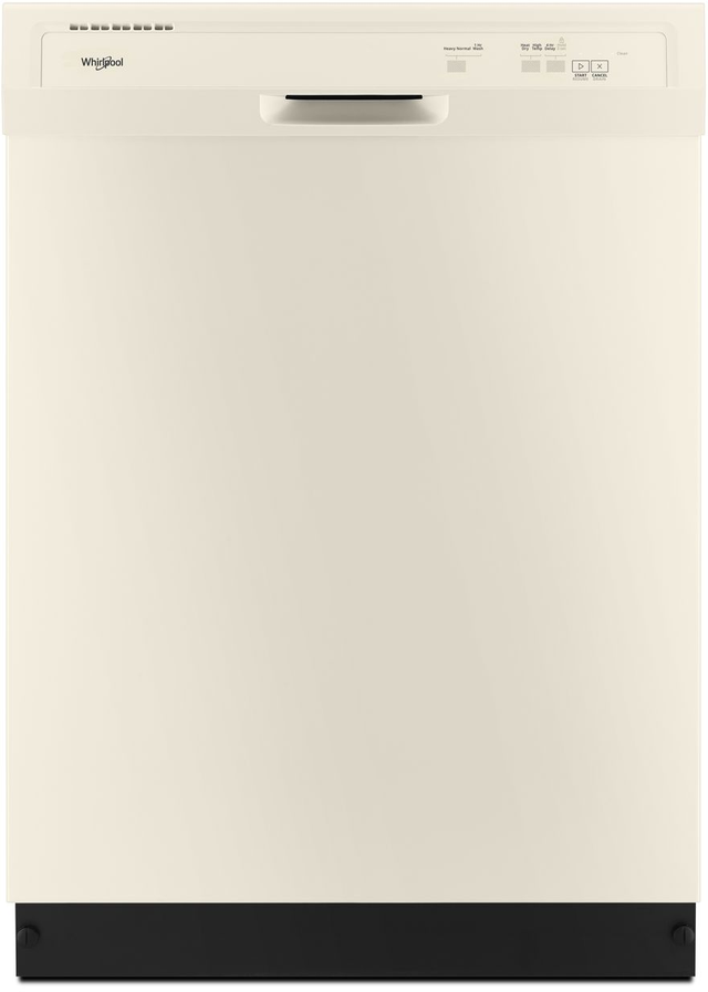 """Whirlpool® 24"""" Built In Dishwasher-Biscuit-WDF330PAHT"""