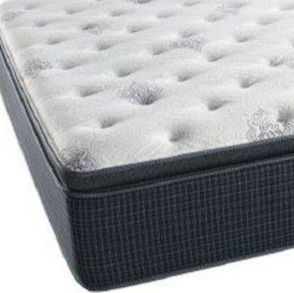 Beautyrest® Silver™ Afternoon Sun Plush Pillow Top Twin Mattress-Afternoon Sun PLPT-T