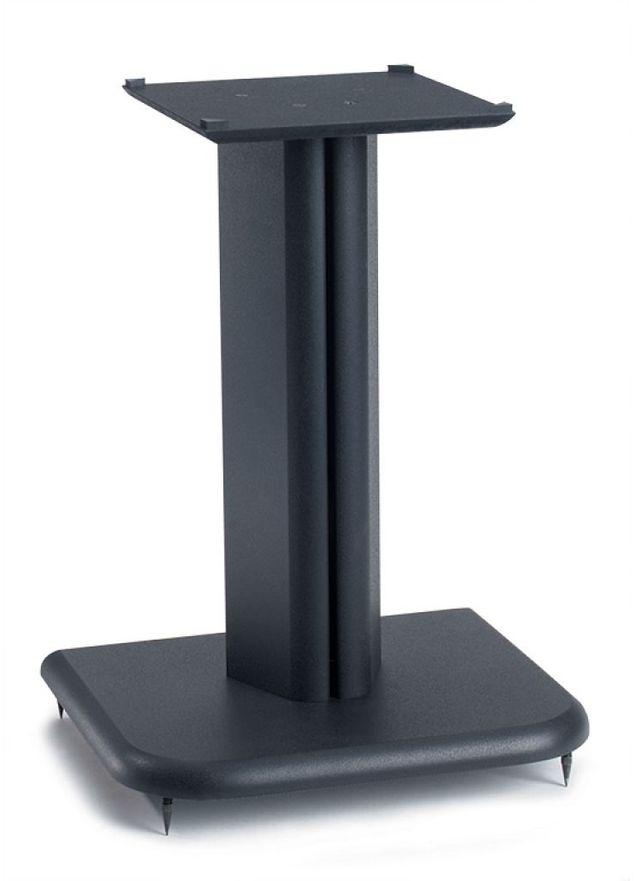 "Sanus® Basic Series Black 16"" Bookshelf Speaker Stand-BF16-B1"