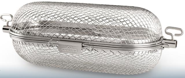 Napoleon Stainless Steel Rotisserie Grill Basket-64000