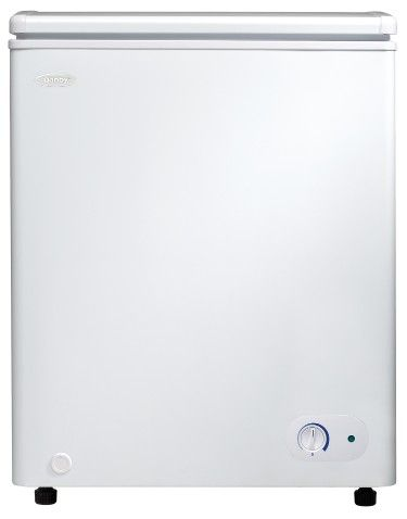 Danby® 3.8 Cu. Ft. White Chest Freezer-DCF038A3WDB