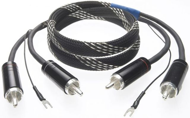 Pro-Ject Connect It CC Phono Turntable Cable-Connect It CC Phono