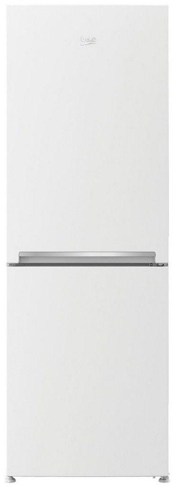 Beko 10.34 Cu. Ft. White Counter Depth Bottom Freezer Refrigerator-BFBF2412WH