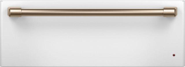 "Café™ 29.75"" Matte White Warming Drawer-CTW900P4NW2"