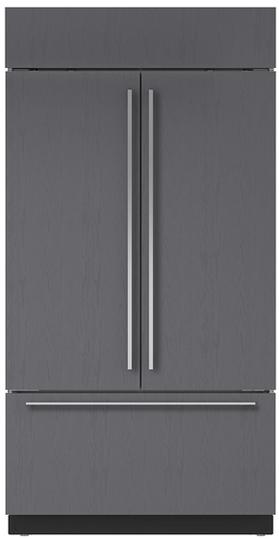 Sub-Zero 24.7 Cu. Ft. Built-In French Door Refrigerator-Panel Ready-BI42UFDO