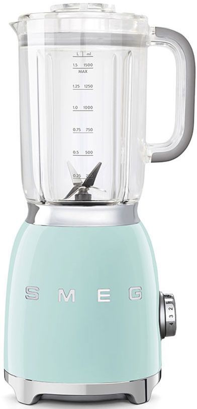 Smeg 50's Retro Style Blender-Pastel Green-BLF01PGUS