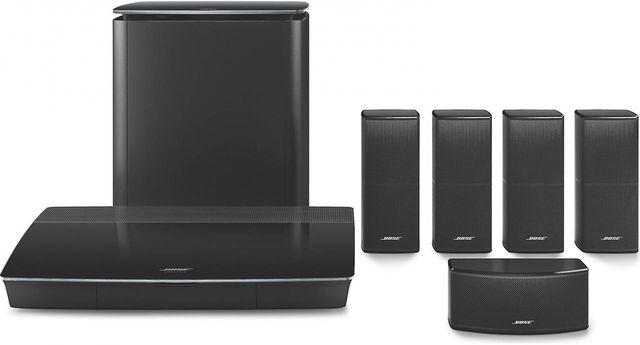 Bose® Lifestyle® Black 600 Home Entertainment System-761682-1110