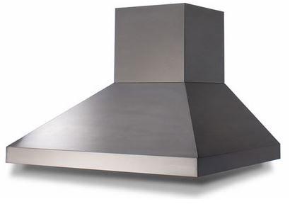 "BlueStar Pyramid Series 36"" Wall Hood-BS-PC36240"