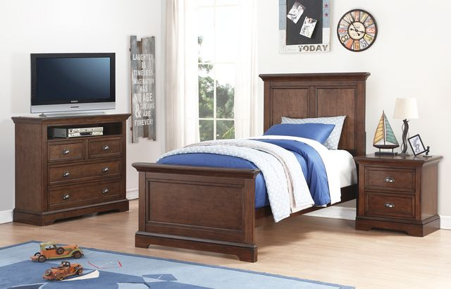Winners Only® Tamarack Panel Youth Bed-Full-BTH1001F