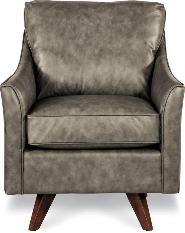 La-Z-Boy® Reegan Premier High Leg Swivel Occasional Chair-210460