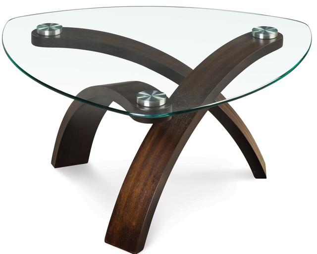 Table à cocktail rectangulaire Allure, clair, Magnussen®-T1396-65