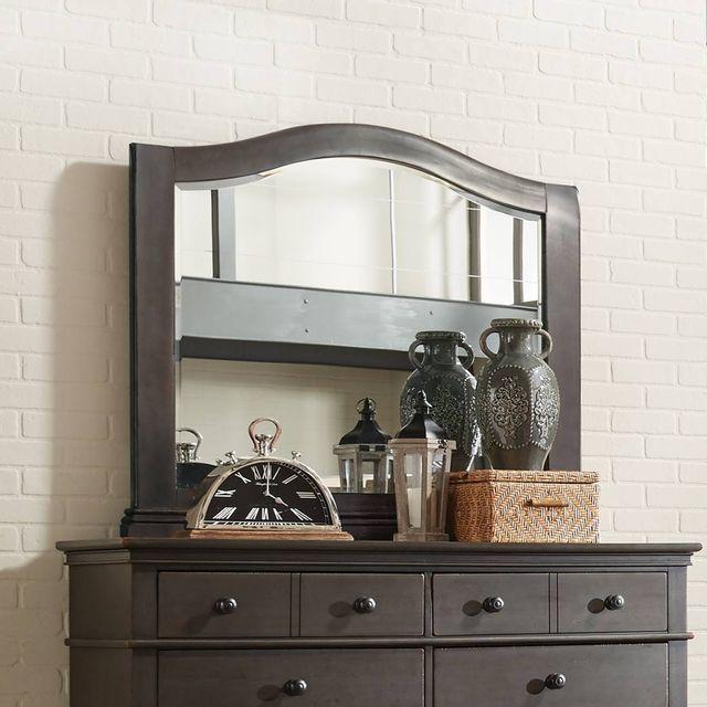 Aspenhome® Oxford Arched Mirror-I07-463-PEP
