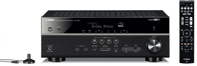Yamaha® 7.2-Channel Network AV Receiver-TSR-5830
