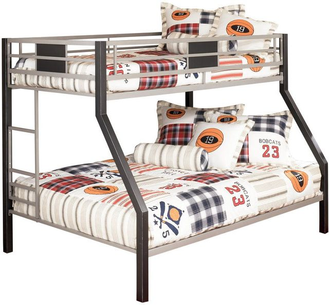 Signature Design by Ashley® Dinsmore Youth Twin/Full Bunk Bed-B106-56