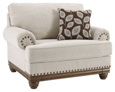 Signature Design by Ashley® Harleson Wheat Oversized Chair-1510423