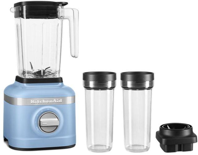 KitchenAid® K150 3 Speed Blue Velvet Counter Blender-KSB1332VB