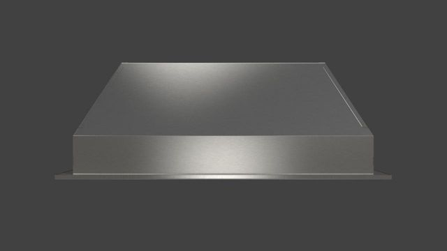 "Fulgor Milano Distinto 400 Series 28.38"" Stainless Steel Insert Range Hood-F4BP28S1"