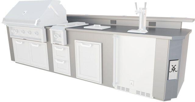 """Hestan Outdoor Living Suites 12"""" Cooking Suite-GESSB12"""