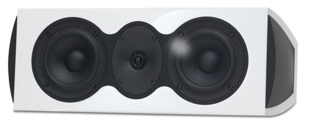 """Revel Performa3 Series 5.25"""" 3-Way Center Channel Loudspeaker-Piano White-C205 WH"""