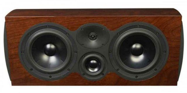 "Revel Performa3 Loudspeaker Series 8"" 3-Way Center Channel Loudspeaker-Walnut-C208 WA"