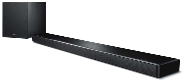Yamaha MusicCast Sound Bar with Wireless Subwoofer-YSP2700