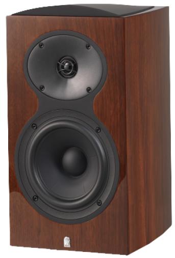 "Revel® Performa3 Series 6.5"" 2-Way Bookshelf Loudspeaker-Walnut-M106 WA"