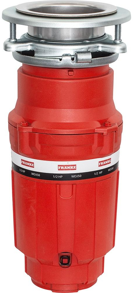 Franke Continuous Feed Food Waste Disposer-WDJ50